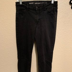 Old Navy Super Skinny Jeans Women's Size 8